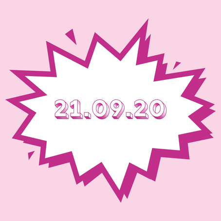 21st September 2020 - World Gratitude Day