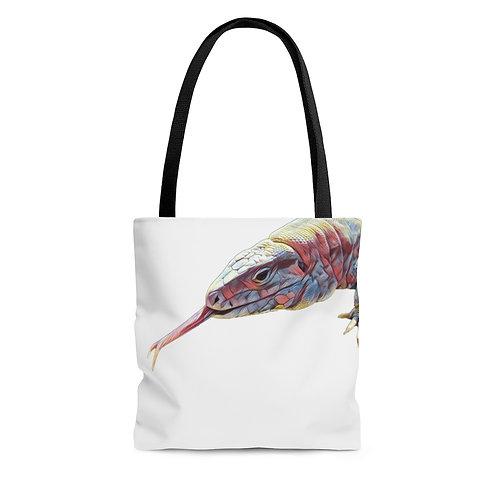 Polar Purple Tegu Tote Bag For Sale, Tegu, Lizard, Reptile,  Tegu World