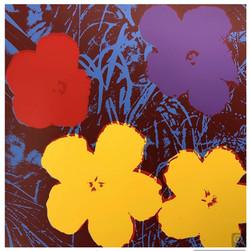 Flowers | Andy Warhol