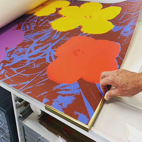 Andy Warhol | Flowers