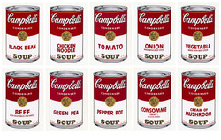 Campbell's Soup Can | Andy Warhol
