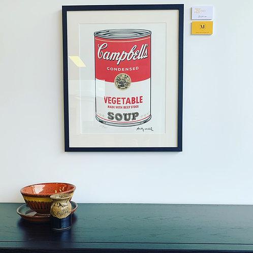 Andy Warhol | Vegetable Soup 2014 / 3000 | ID 202076