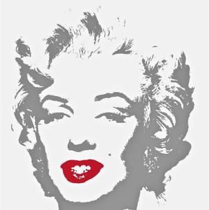 Marilyn Monroe Silver Most Precious Piece.com