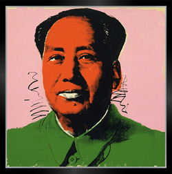 Mao Tse Tung | Andy Warhol