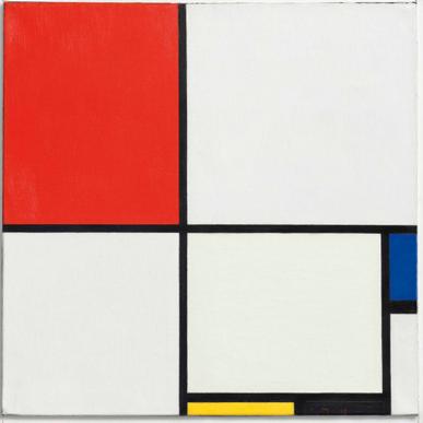 Modernmasters.Mondrian Most Precious Piece.com