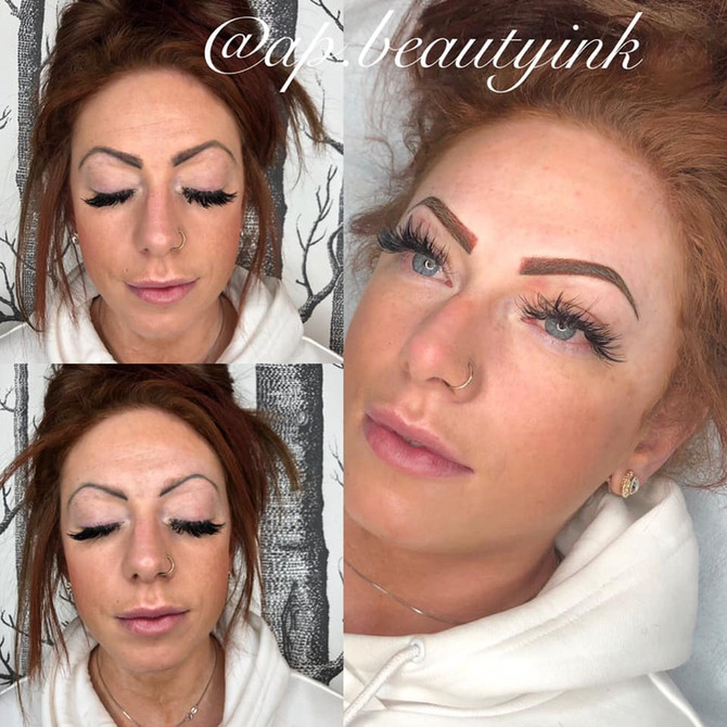 PERMANENT MAKEUP AVAILABLE