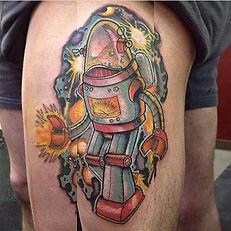 Tattoos by Clark