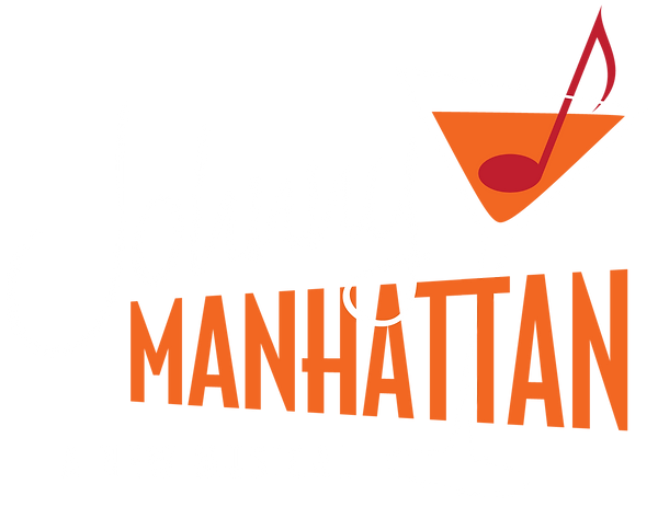 johnny manhattan-a new musical offical logo