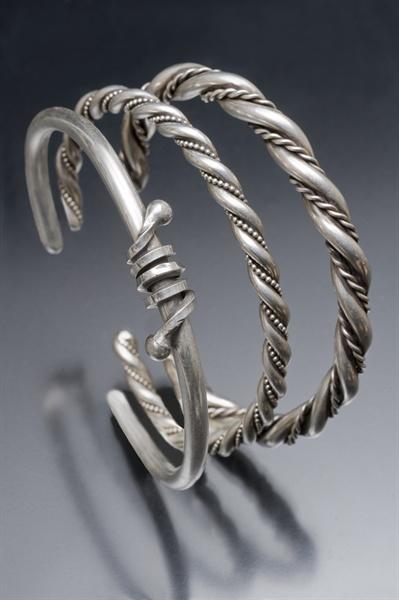 Sterling Cuffs