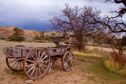 Ghost Wagon