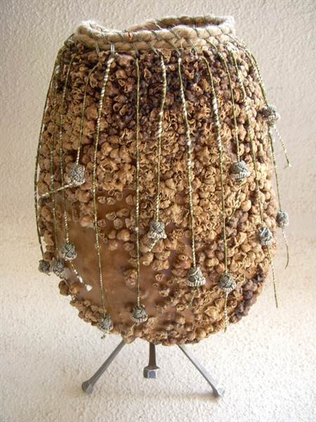 Knobby Gourd