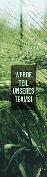 Werde Teil unseres Teams!