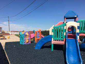 Summer fun - outdoors at the Playbarn