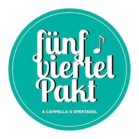 Logo 5viertelpakt / fünfviertelpakt