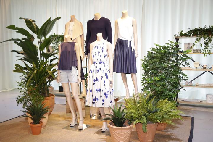 Club Monaco SS16 collection - 2016春夏季系列