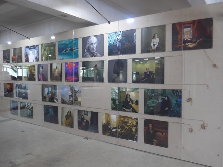 《女性:新影像》Annie Leibovitz in Hong Kong