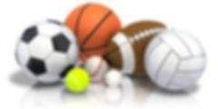 Volleyball,Football, Basketball, Soccer,