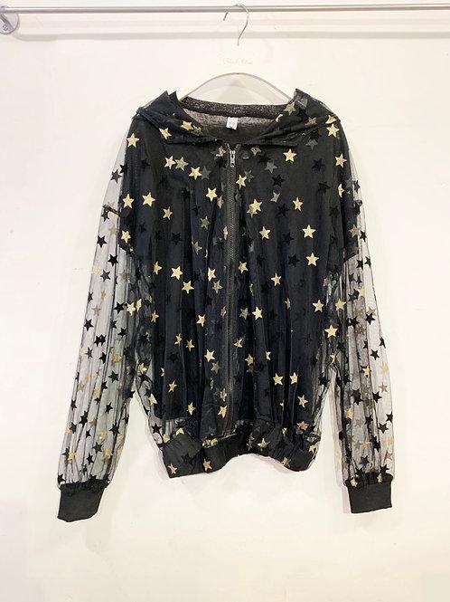 Sheer Starry Jacket
