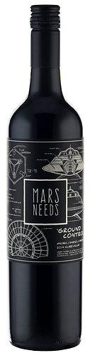 MARS NEEDS 'GROUND CONTROL'
