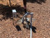 Steven Reed KW4H SA-680  ground mount fi