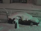 Bradley Luntz KC7YRA Snow Car