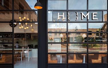 Fotografía Arquitectura Home Burgers Chia