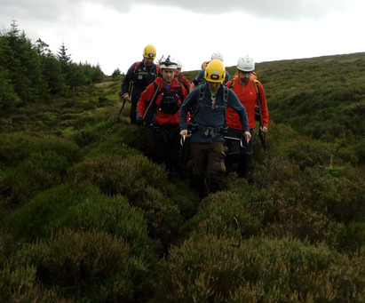 Callout 61 - 21st July 2019 - Prince William's Seat