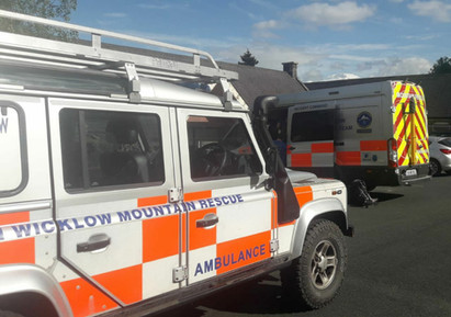 Callout 60 - 18th July 2019 - Lough Bray