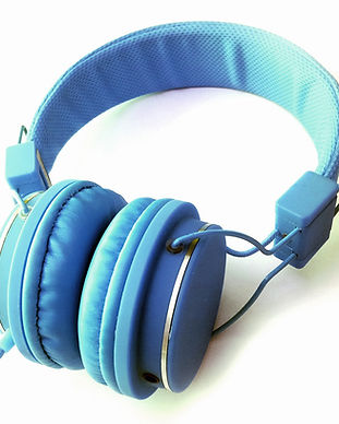 blau Headset