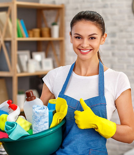WSO Group Commercial Cleaning - Happy Cleaning Staff