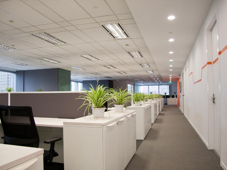 10 Benefits of Professional Office Cleaning Services
