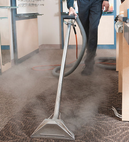 WSO Group Commercial Cleaning - Carpet Cleaning