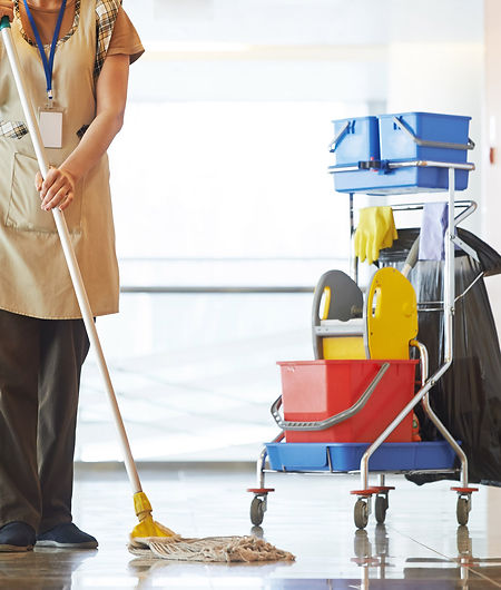 WSO Group Commercial Cleaning - Cleaning Contractor