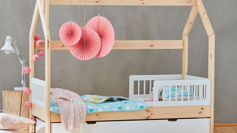 Schublade für Hausbett