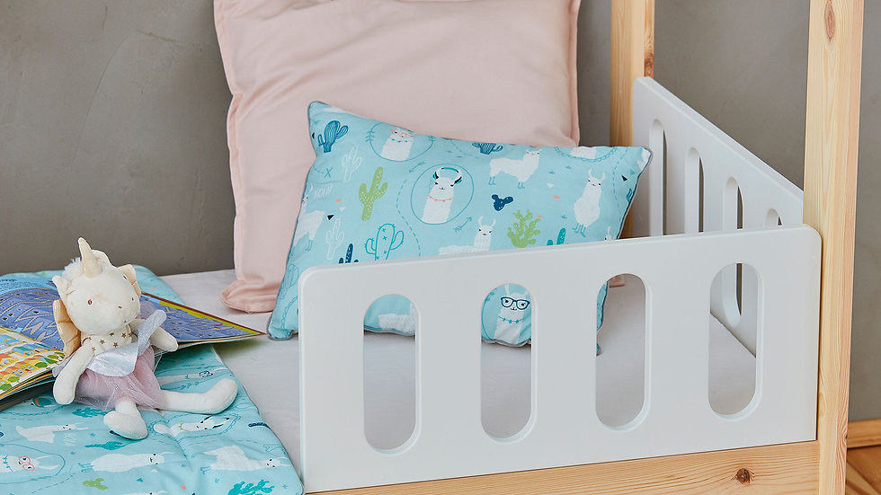Sicherung Modern für Hausbett