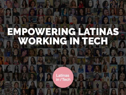 Join me for #latinasintech Sept 15th at 1 pm & 3 pm
