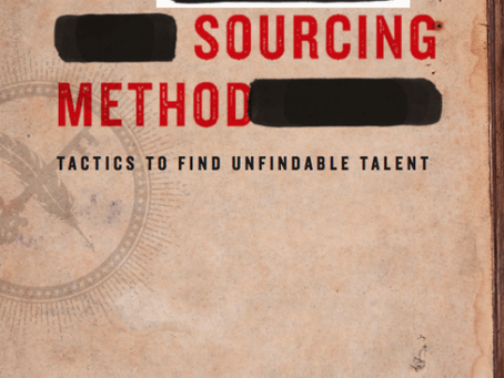 The Sourcing Method is now a eBook