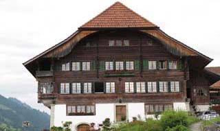 Platzhaus Erlenbach