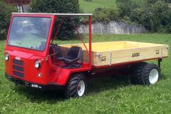 Fahrzeugrevision AEBI TP35