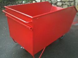 Stroh- und Futterwagen GASSER