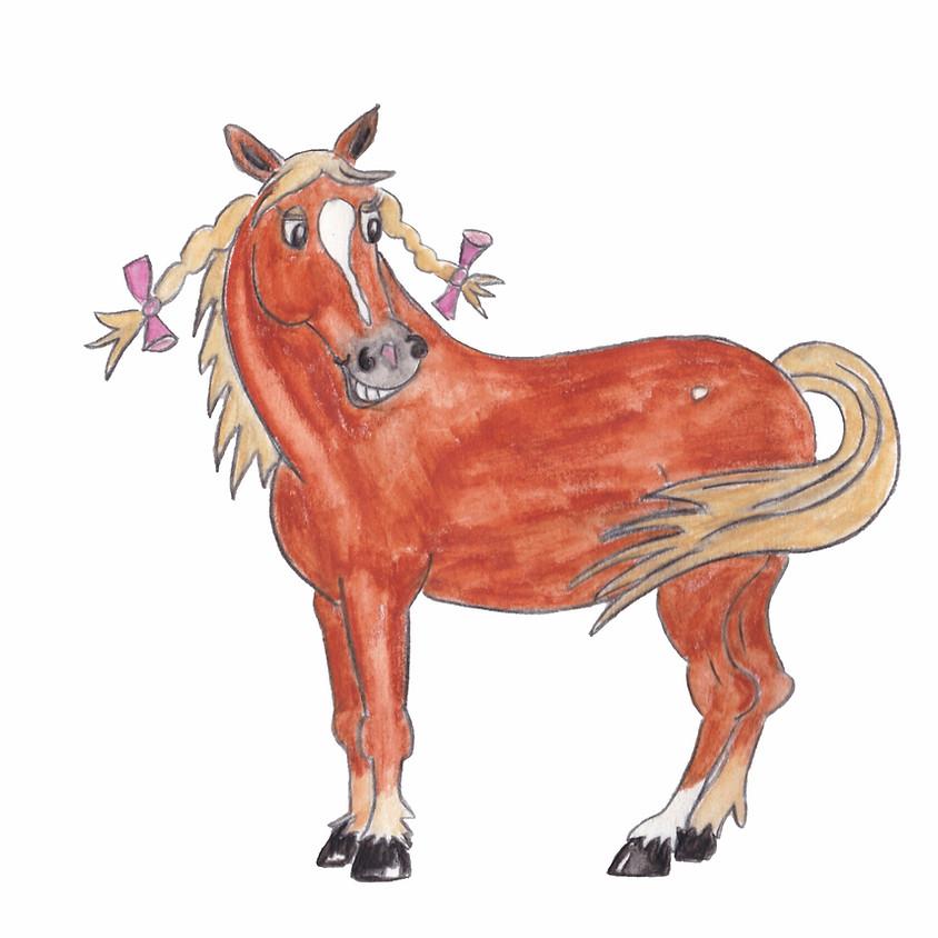 Das Wesen deines Pferdes in Bild