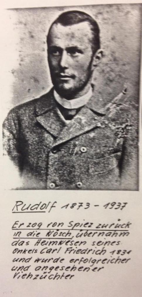 Rudolf Regez (1873-1937)