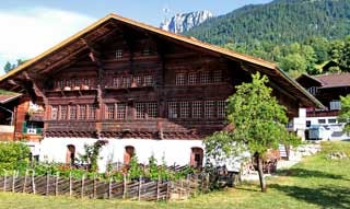 Agensteinhaus Erlenbach