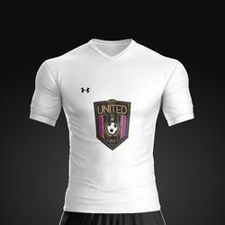 2017 United FC White Kit