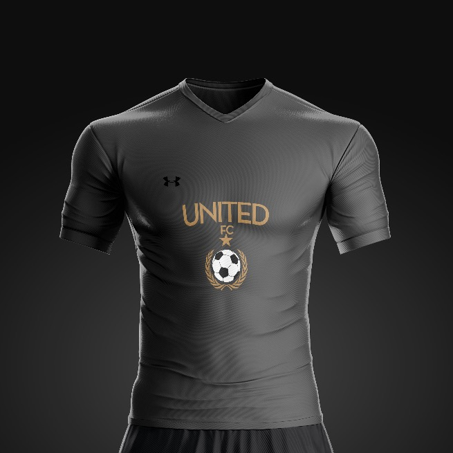 2017 United FC Training Kit