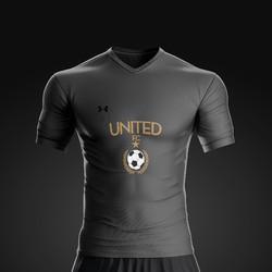 2017 United FC Training Kit