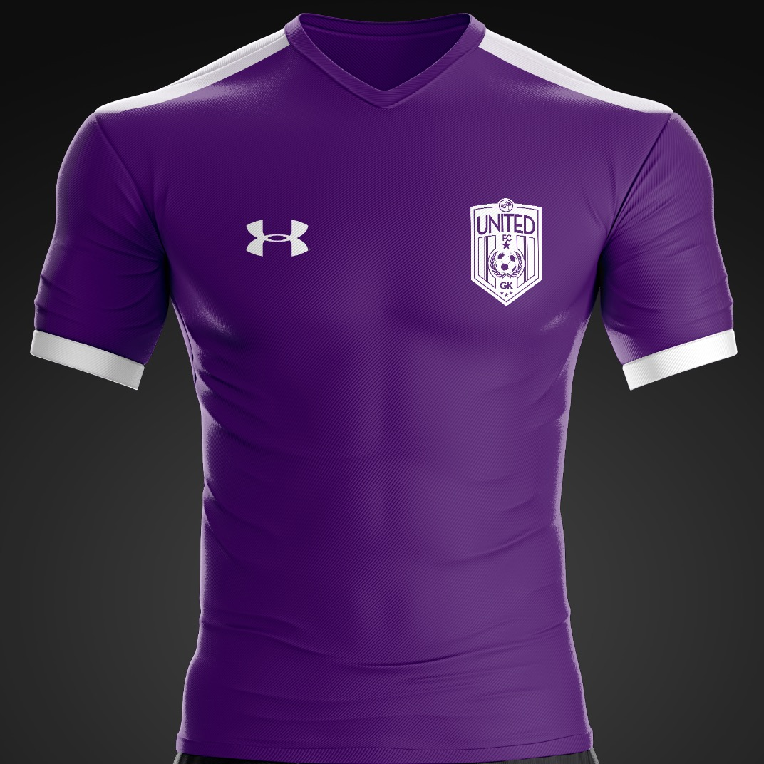 2017 United FC Goalkeeper Kit