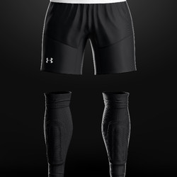 2017 United FC Black Shorts/ Socks