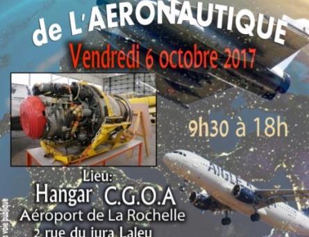 Forum des métiers de l'aéronautique le 6/10
