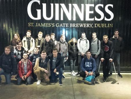 Stages à Dublin